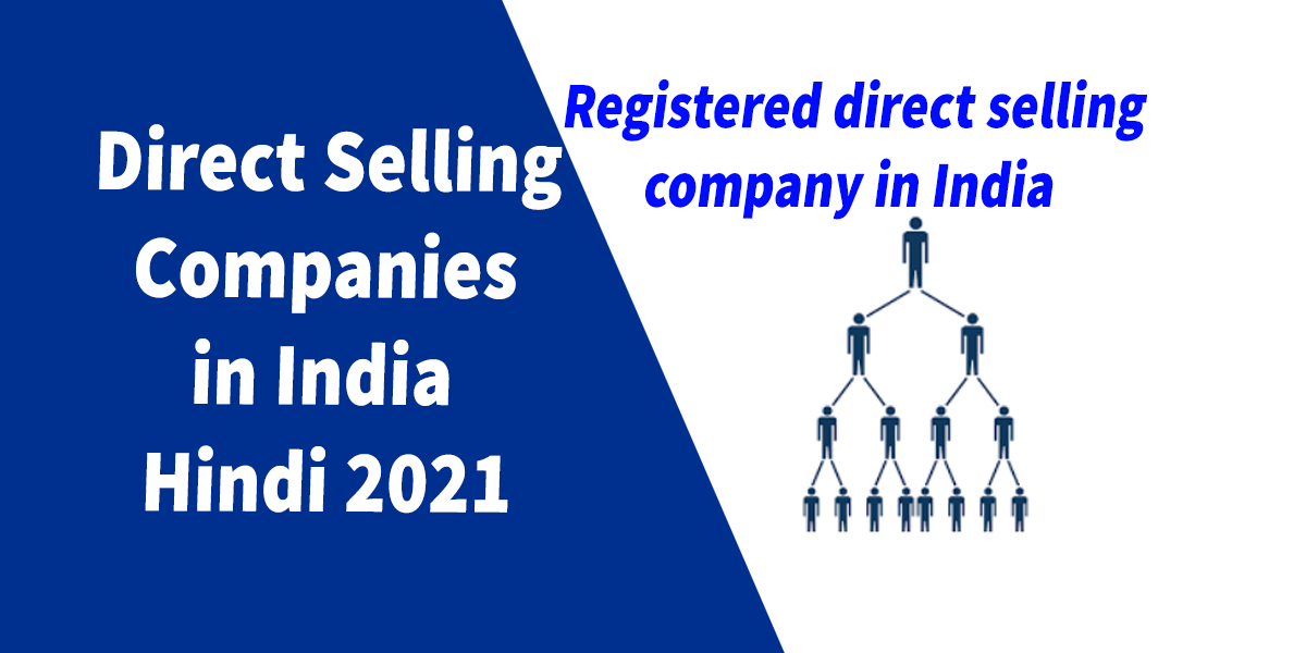 Direct Selling Companies in India