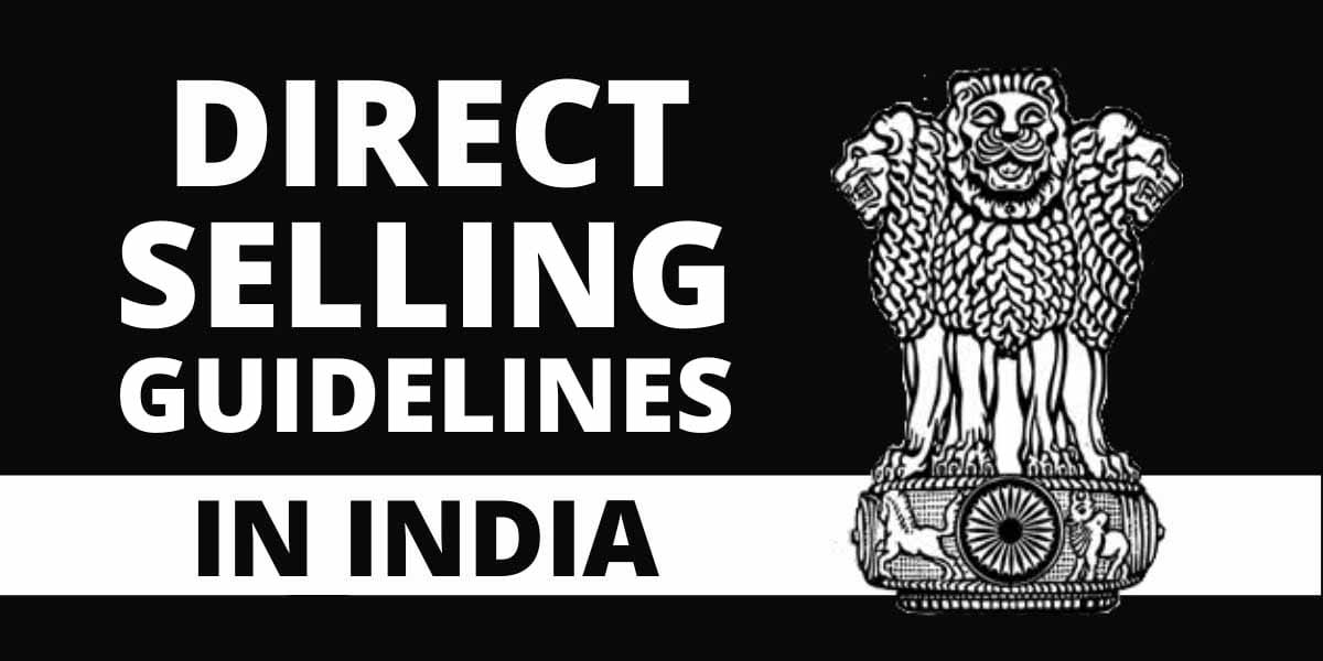 Direct Selling Guidelines in India