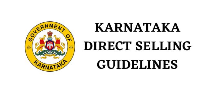Karnataka Direct Selling Guidelines